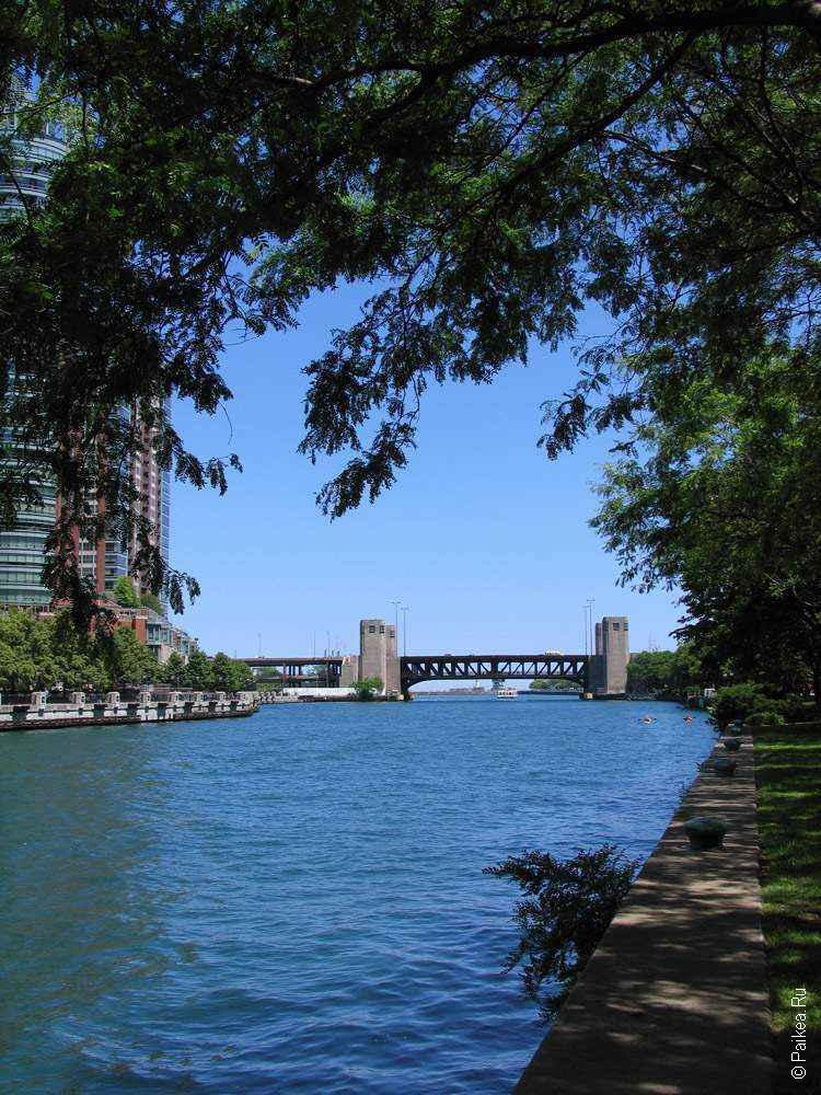 Чикаго мост