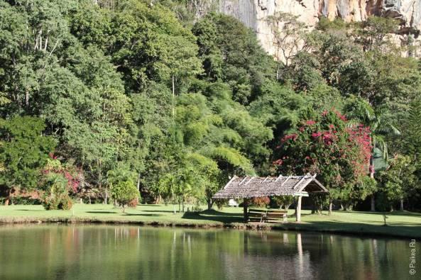 Таиланд - Лесной монастырь Ват Там Вуа (Thailand - Wat Tam Wua Forest Monastery)
