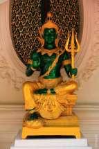 Копия Изумрудного Будды в городе Накхон Патхом, Таиланд / Phra Pathom Chedi, Nakhon Pathom, Thailand