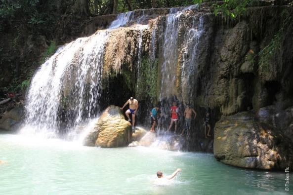 водопад эраван 7 каскад