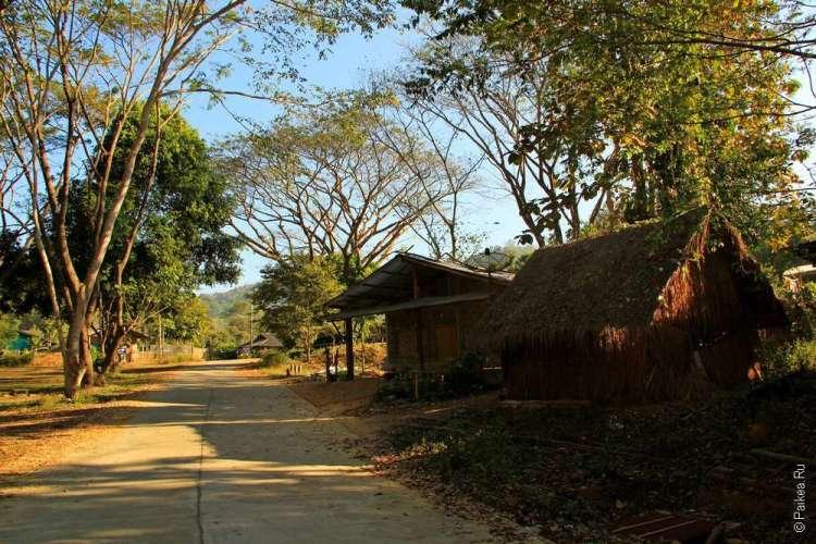 Северный Таиланд, Чианг Дао
