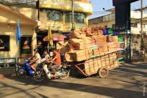 Завоз товара из Мае Сай Таиланд
