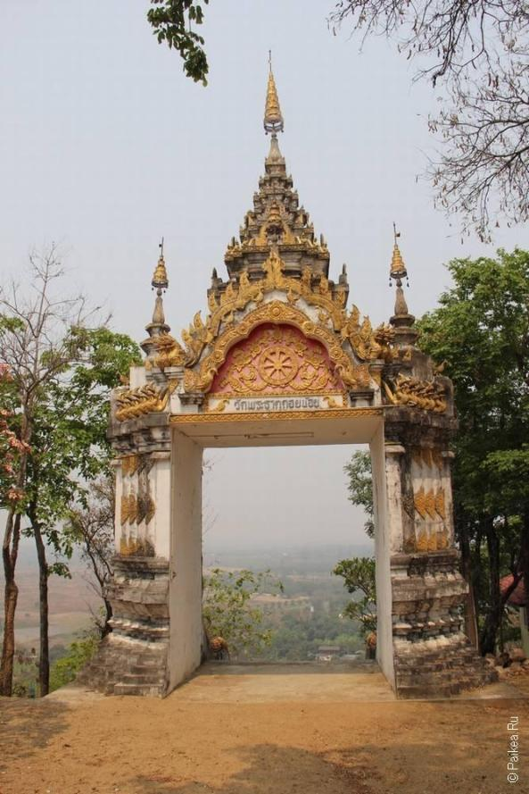 Таиланд - Чом Тонг - Ват Пра Тат Дои Нои (Thailand - Chom Tong - Wat Phra That Doi Noi)
