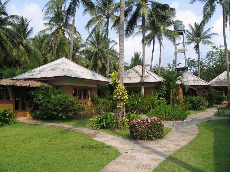 отель на самуи таиланд