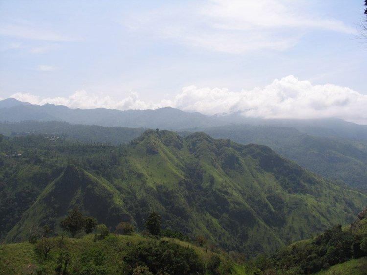Элла Рок Шри Ланка 18