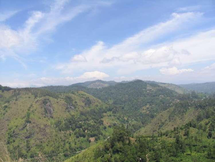Малый пик Адама, Элла, Шри-Ланка 11