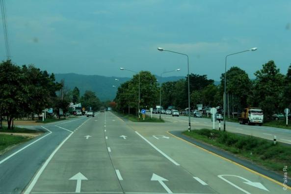Дороги Таиланда (Thailand roads)