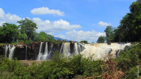 Лаос - Плато Болавен (Лаос - Bolaven plateau)