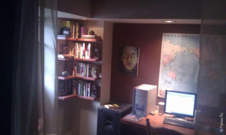 Indy Hostel - компьютерная комната в хостеле
