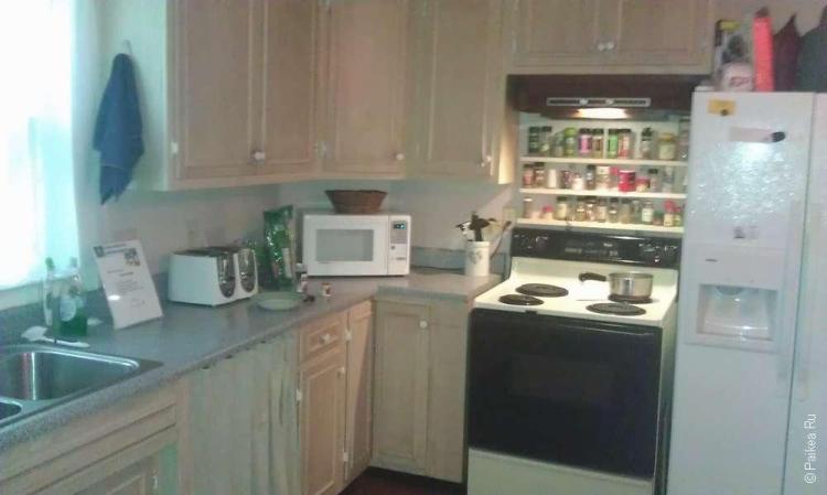 Бюджетное путешествие в США - Кухня в хостеле