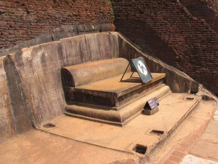 Сигирия, Шри-Ланка (Sigiriya, Sri Lanka)