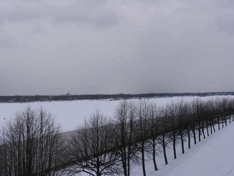 ярославль река волга
