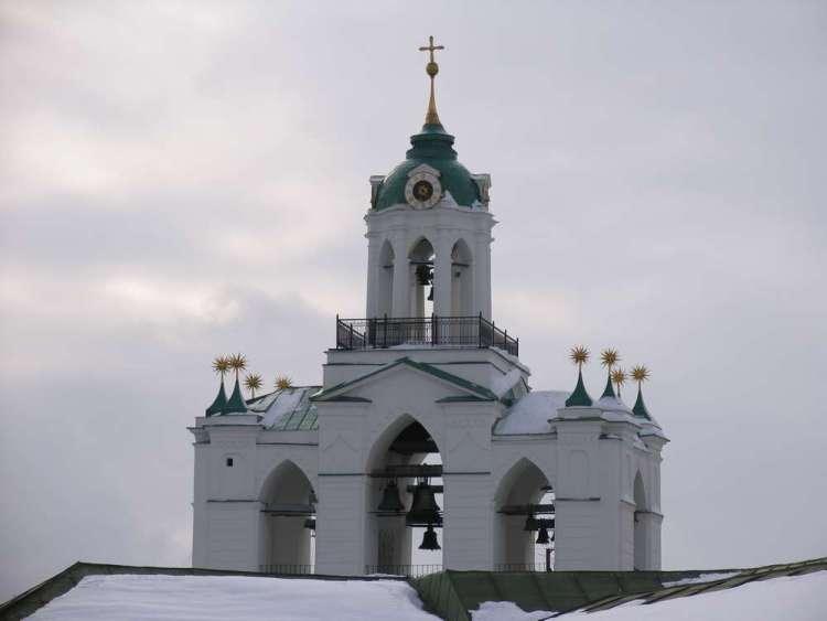 Колокольня в Ярославле