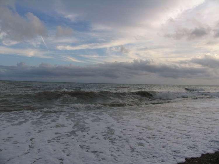 отдых в небуге черное море