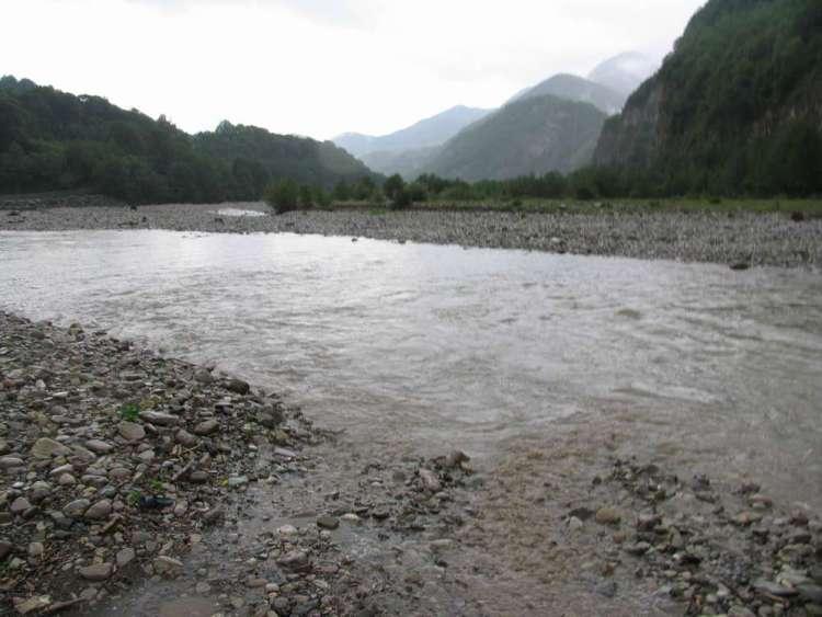 отдых в небуге долина реки аше