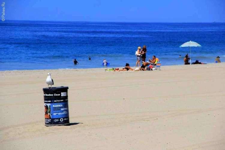 Пляж Зума, Тихоокеанское побережье США