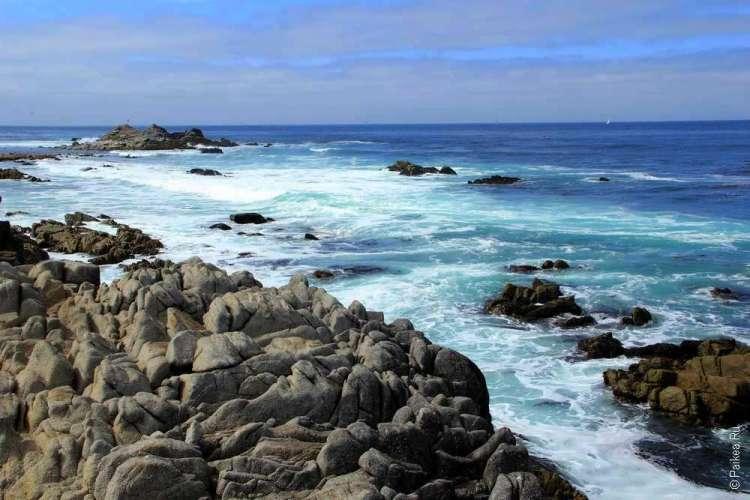 Тихоокеанское побережье Калифорнии