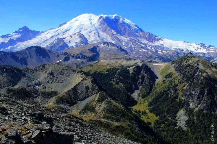 маунт рейнир самый опасный вулкан в америке