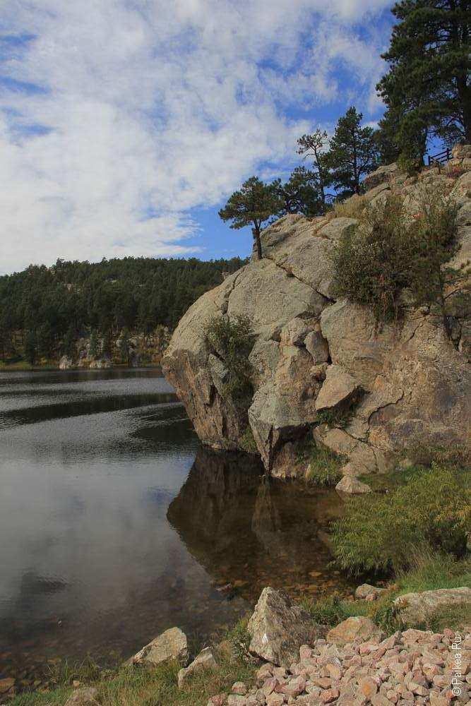 Блэк хиллс, Гора Рашмор, США (Blackhills, Mt Rushmore, USA)