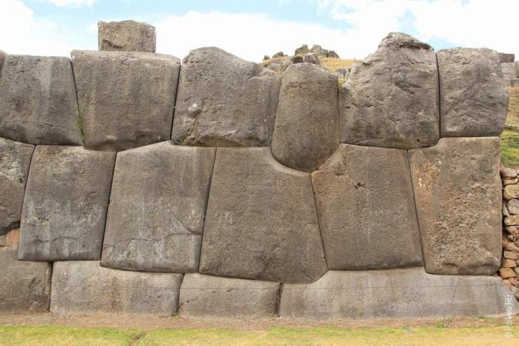 Саксайуаман, Перу (Sacsaywaman, Peru)