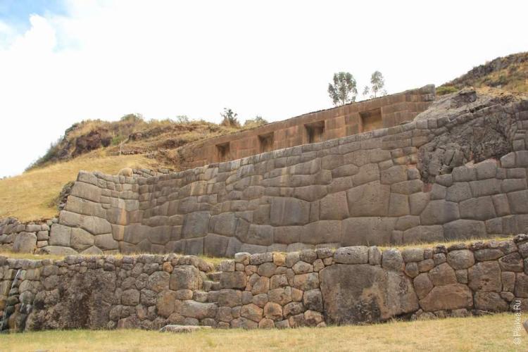 Тамбомачай, Перу (Tambomachay, Peru)