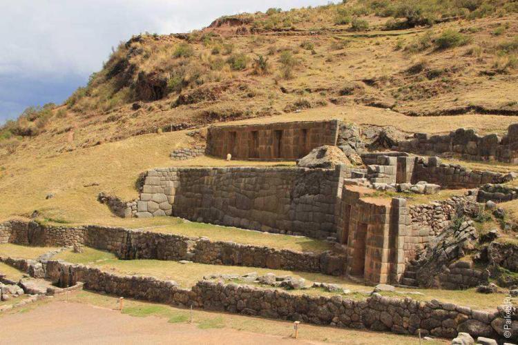 священная долина инков, Тамбомачай в Перу