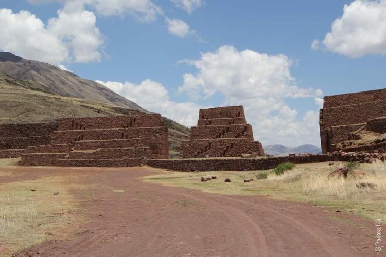 священная долина инков, Румиколка в Перу