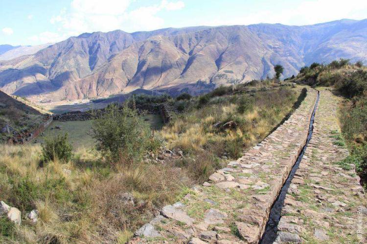 Типон, Перу (Tipon, Peru)