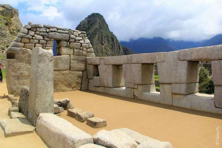 Достопримечательности Перу - мачу пикчу