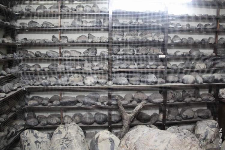 Камни Ики Перу