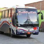 Дорога из Перу в Эквадор и переход границы