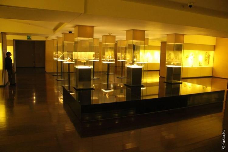 музей золота это