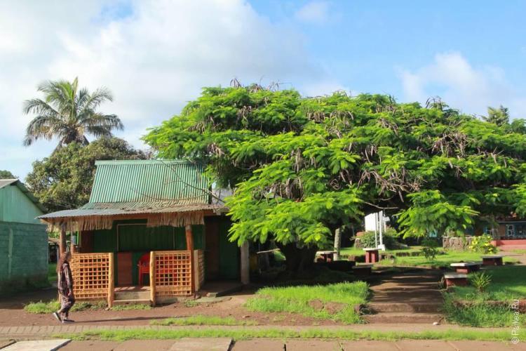 Ханга Роа Остров Пасхи (Easter Island)