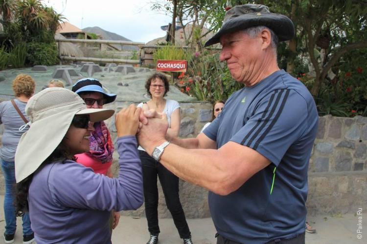 Южная Америка победила Северную - на экваторе