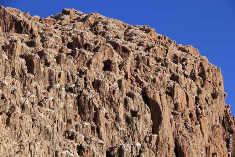 Соляной замок в Долине Луны