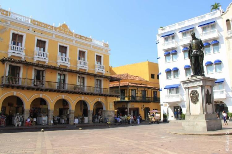кругосветка картахена колумбия 2