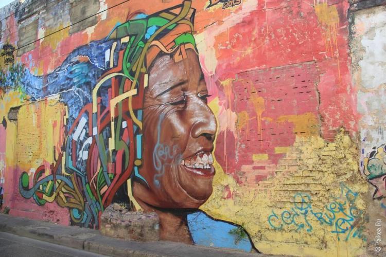 кругосветка картахена колумбия 8