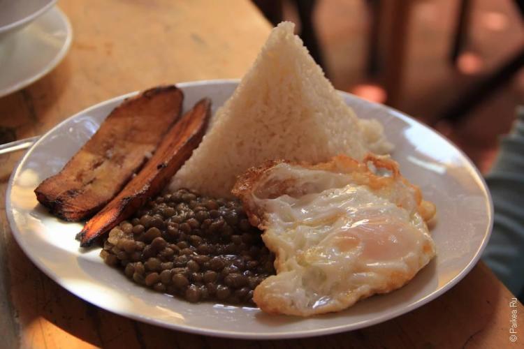 Достопримечательности Перу еда