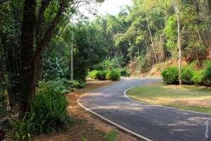 Дорога в Бан Рак Тай