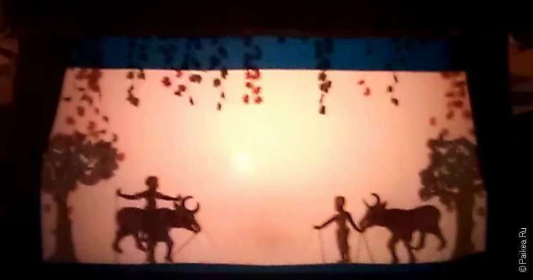 Кхмерский театр теней