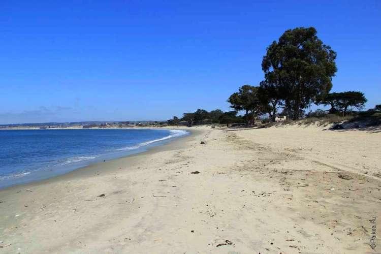 Залив Монтерей