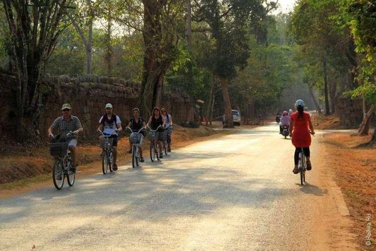 как добраться до камбоджи