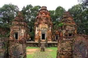 Прасат в Камбодже, Ангкор