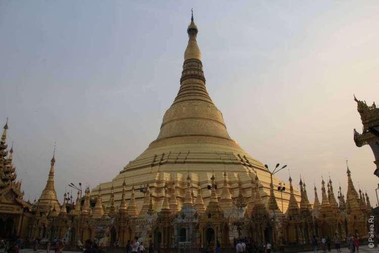мьянма янгон