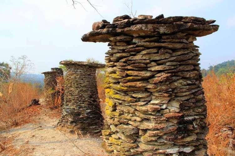 Башни Пу Аса