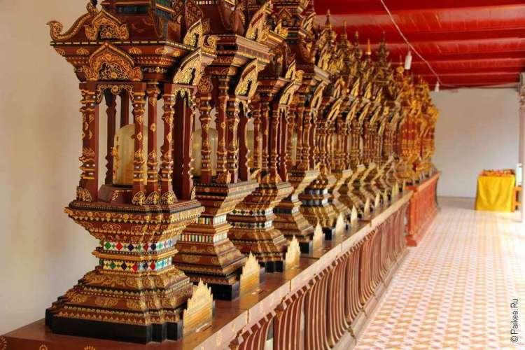 В тайском храме