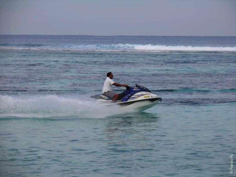 Особенности отдыха на Мальдивах