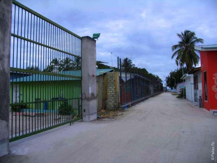 Тюрьма на Маафуши