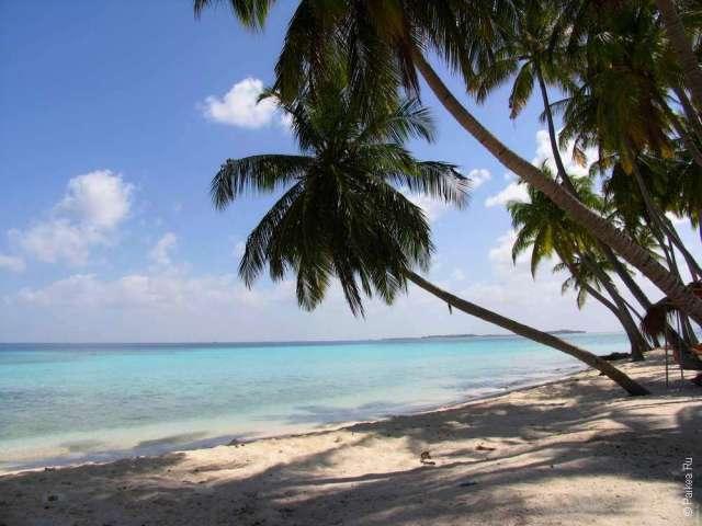 Самостоятельный тур на Мальдивы