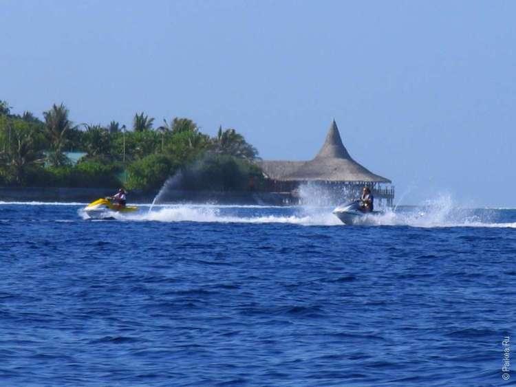 Мальдивы чем заняться